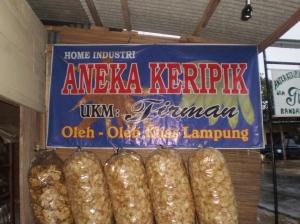 Kripik Bandar Lampung_1