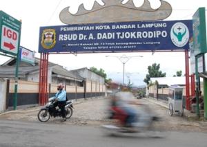 RSUD Dr. Dadi Tjokrodipo